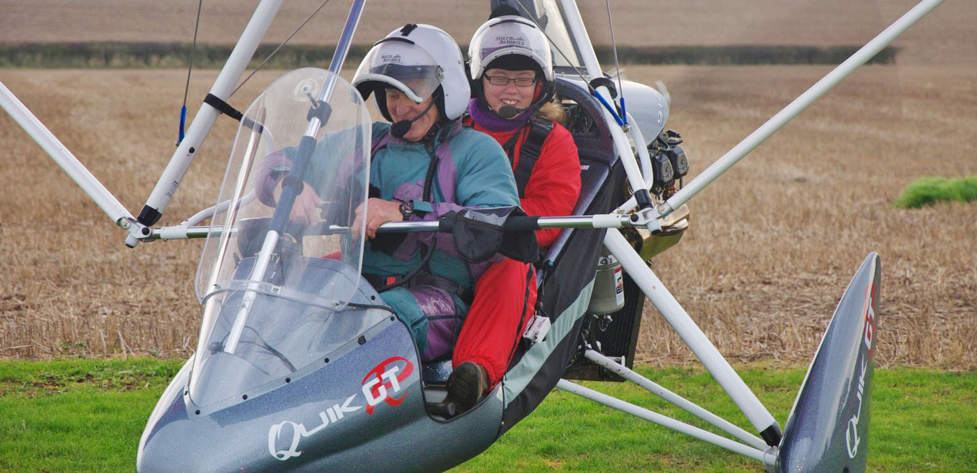 The British Microlight Aircraft Association